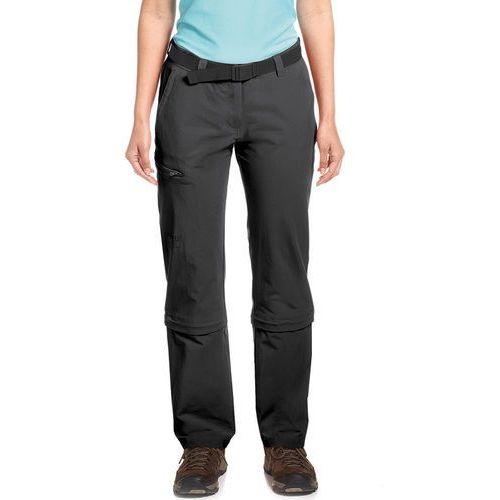 Maier Sports Arolla Spodnie długie Kobiety czarny DE 46 (normal size) 2018 Spodnie z odpinanymi nogawkami (4047337746122)