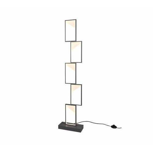 cafu 423210542 lampa stojąca podłogowa 1x33w led antracytowa marki Trio