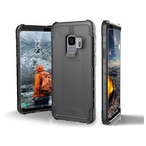 Etui UAG Urban Armor Gear Plyo Samsung Galaxy S9 Ash - Czarny