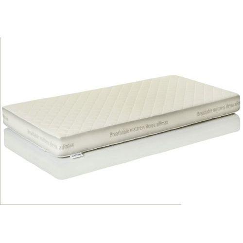 Hevea Dziecięcy materac piankowy wysokoelastyczny airmax 60x120. Najniższe ceny, najlepsze promocje w sklepach, opinie.