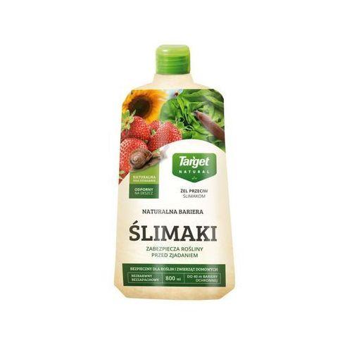 Żel przeciw ślimakom natural : pojemność - 800 ml marki Target