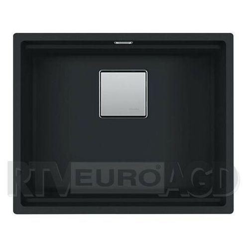 Franke Kanon KNG 110-52 (czarny mat), kolor czarny