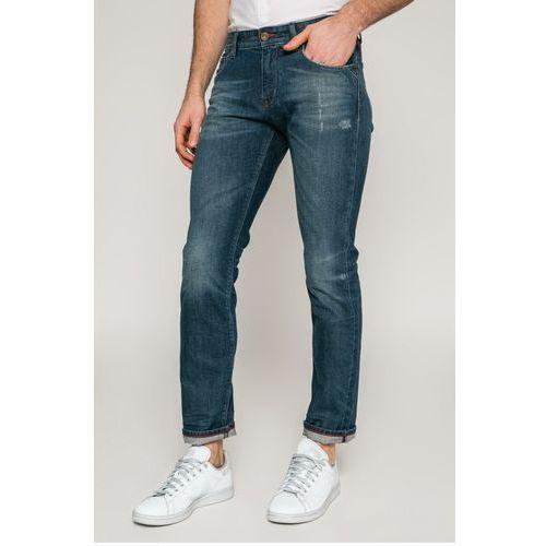 - jeansy denotn marki Tommy hilfiger