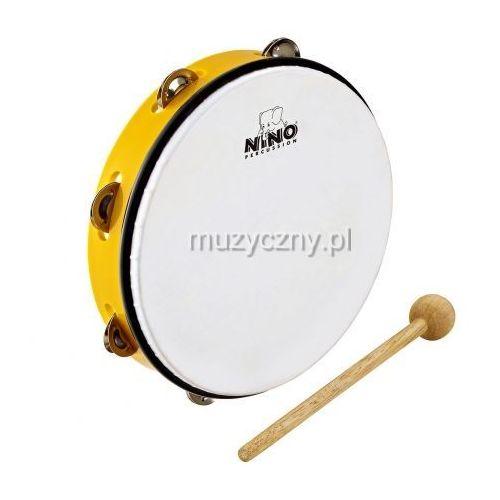 24y jingle hand drum bęben ramowy 10″ marki Nino