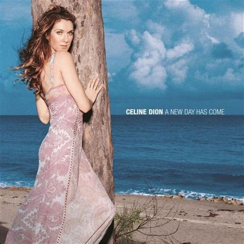 CELINE DION - A NEW DAY HAS COME (CD) (5099750622629)