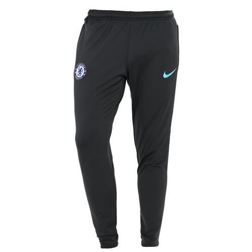 Nike Performance CHELSEA LONDON DRY SQUAD Artykuły klubowe anthracite/omega blue, 905450