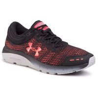 Buty UNDER ARMOUR - UA Charged Bandit 5 3021947-004 Blk, kolor czerwony