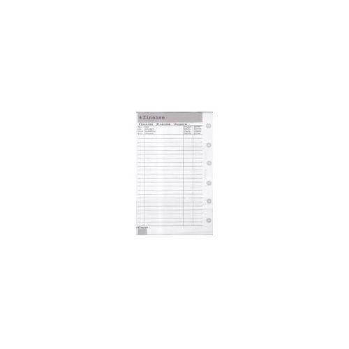 Wkład A6 Memofix Finanse - ANTRA OD 24,99zł DARMOWA DOSTAWA KIOSK RUCHU (5904210988095)