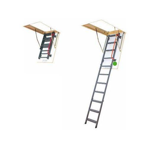 Schody strychowe lmk komfort 70x140/305 marki Fakro