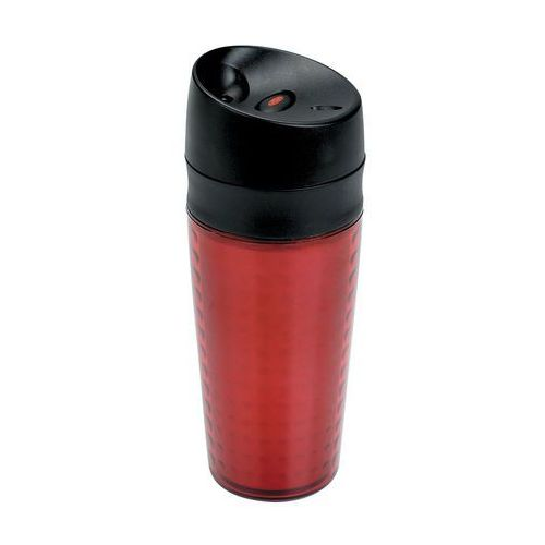 Oxo Kubek termiczny liquiseal 340ml czerwony good grips -