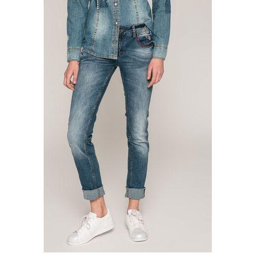 Desigual - Jeansy Maite, jeans