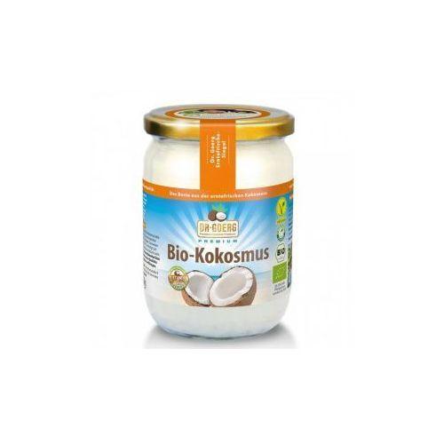 Masło z orzecha kokosowego bio 500g - dr. goerg marki Dr.goerg