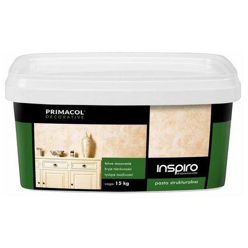Primacol Pasta strukturalna drobnoziarnista inspiro 15 kg (5906340225262)