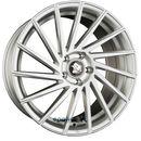 Ultra wheels ua9-storm silver einteilig 8.50 x 19 et 45