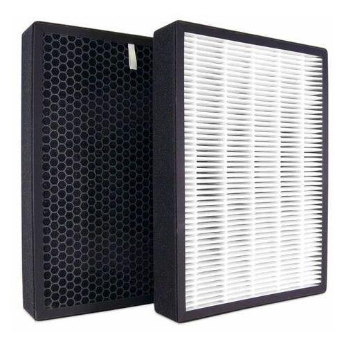 Airbi space - wymienny filtr hepa + węglowy (zestaw 2 szt) (8594162600649)
