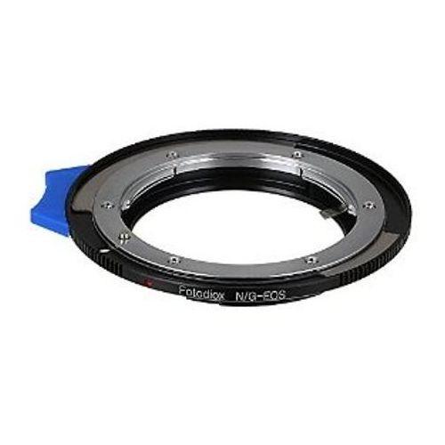 Novoflex EOS/NIK NT przejściówka Nikon ob. / Canon EOS korpus z kategorii Tuleje i pierścienie redukcyjne