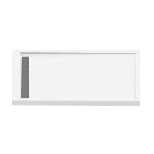 New trendy Brodzik prysznicowy prostokątny 80x140 b-0268 alter
