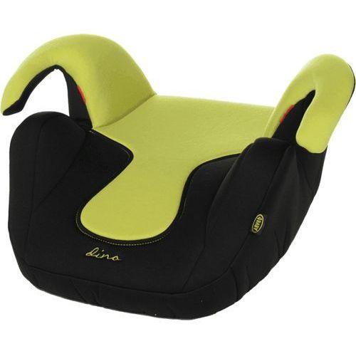 4baby  siedzisko samochodowe dino xv (15-36kg) – zielony