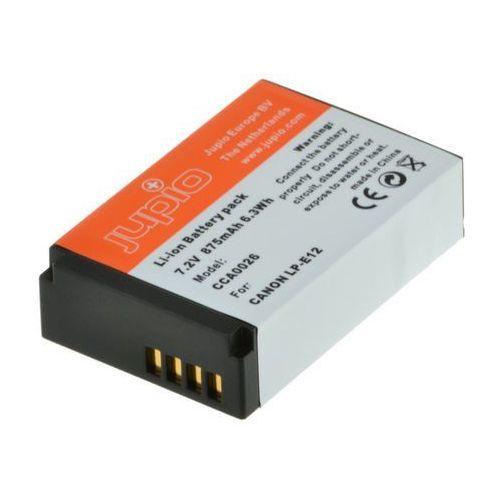 Akumulator JUPIO Canon CCA0026 LP-E12/NB-E12, CCA0026