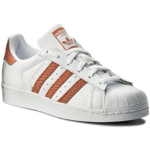 Buty adidas - Superstar W CG5462 Ftwwht/Chacor/Owhite, 1 rozmiar