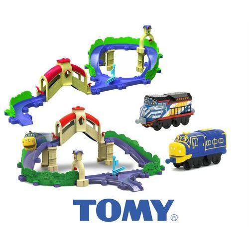 lc54229 stacyjkowo tory tunel i most + bruno marki Tomy