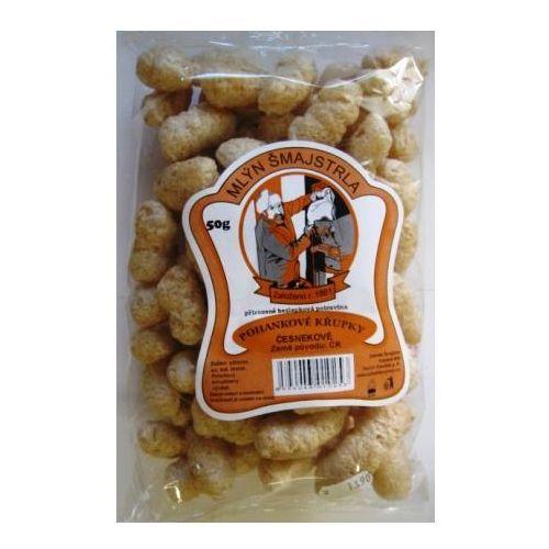 Chrupki gryczane- czosnkowe 50g