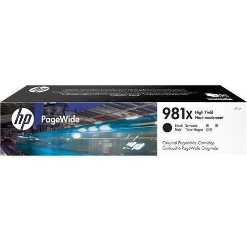 HP tusz Black nr 981X, L0R12A, L0R12A