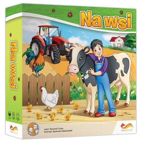 Foxgames Na wsi gra planszowa (5907078169125)