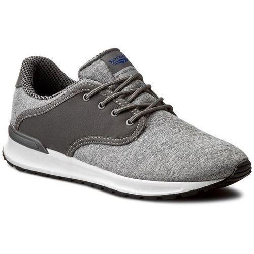 Sneakersy SPRANDI - MP07-15737-01 Szary, w 5 rozmiarach