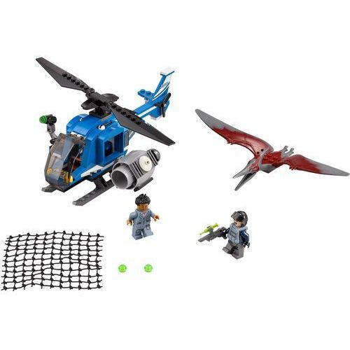 Lego JURASSIC WORLD Pojmanie pteranodona 75915. Najniższe ceny, najlepsze promocje w sklepach, opinie.