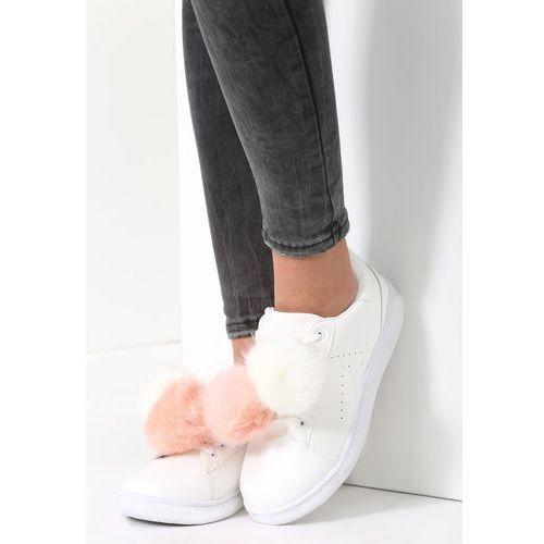 Białe Buty Sportowe Tremendous Thing, kolor biały
