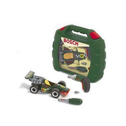 Klein walizka z autem i wkrętarką bosch (4009847083753)