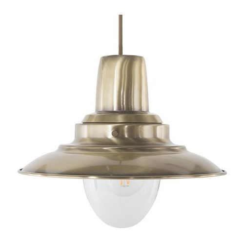 Lampa wisząca mosiężna PINEGA (4260624111728)
