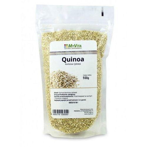 Myvita  komosa ryżowa quinoa 250g (5905279123052)