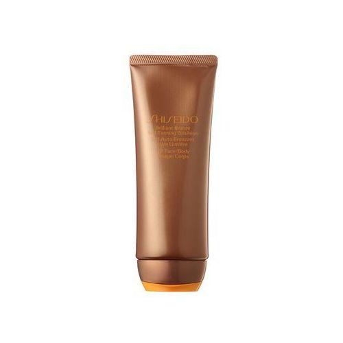 Shiseido Sun Self-Tanning emulsja samoopalająca do ciała i twarzy 100 ml