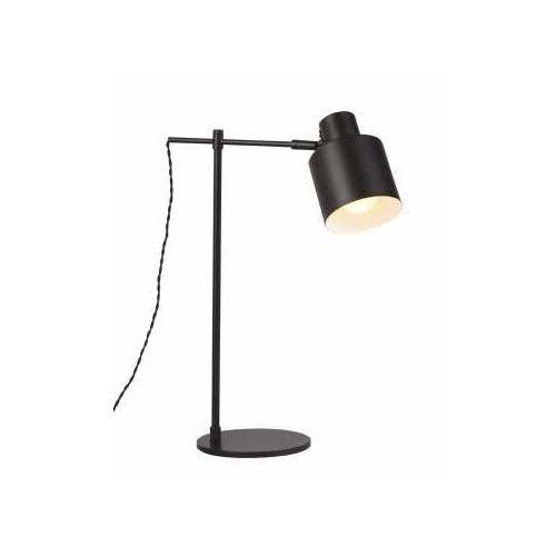 black t0025 lampa stołowa lampka 1x60w e27 czarna marki Maxlight