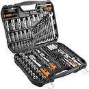 """Neo tools  08-671 1/2"""", 3/8"""", 1/4"""" 219 szt. - produkt w magazynie - szybka wysyłka!, kategoria: zestawy narzędzi ręcznych"""
