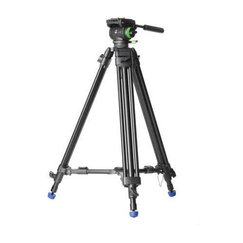 Statyw video cvt-10 + głowica olejowa vf-6.0 marki Genesis