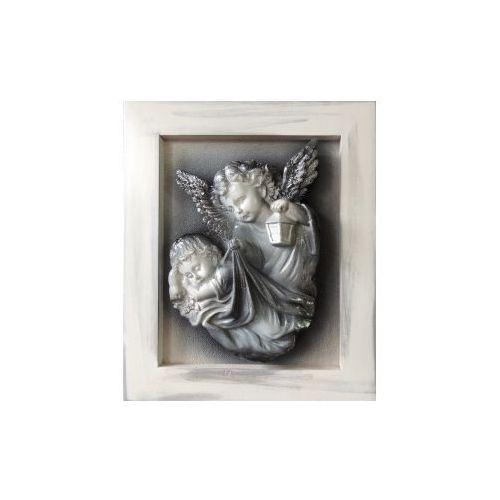 Obraz Anioł Stróż na prezent CHRZCINY komunia AS1-2