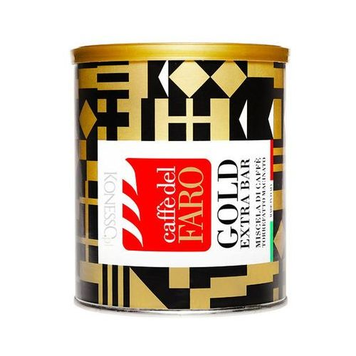 Kawa mielona Caffe del Faro Gold Extra Bar 250g z kategorii Kawa