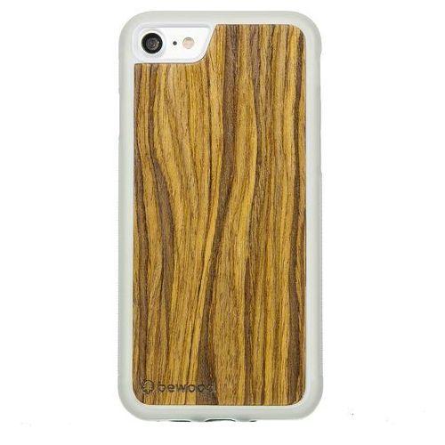 Case iphone 7 oliwka przezroczysty vibe marki Bewood