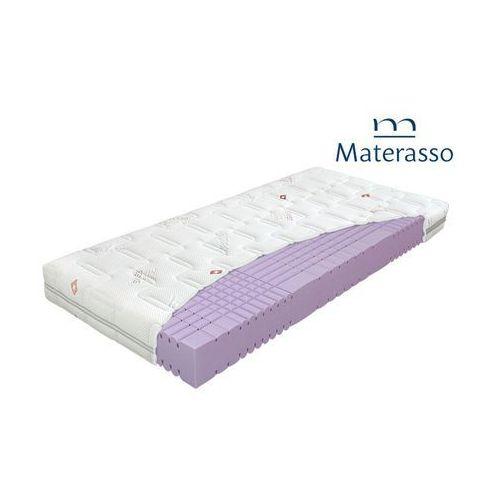 Materasso swiss magic - materac piankowy, rozmiar - 80x200 wyprzedaż, wysyłka gratis