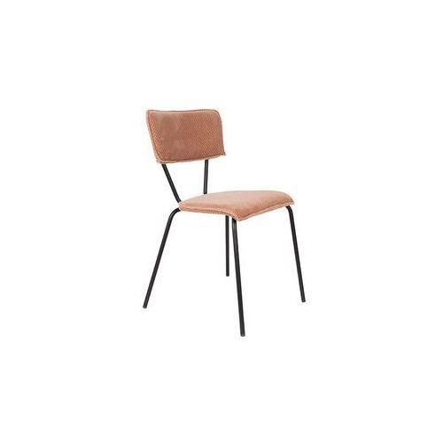 Dutchbone krzesło melonie różowe 1100347 (8718548039339)