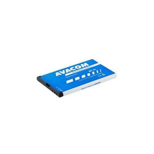 Bateria do notebooków Avacom pro Nokia E55, E52, E90, Li-Ion 3,7V 1500mAh (náhrada BP-4L) (GSNO-BP4L-S1500A) (bateria do telefonu komórkowego)