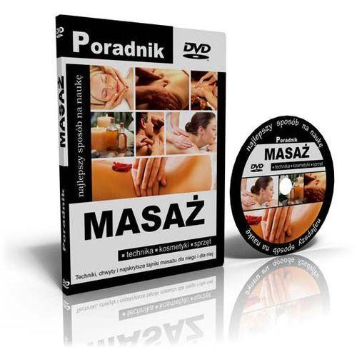 Masaż - podadnik DVD z kategorii Poradniki wideo