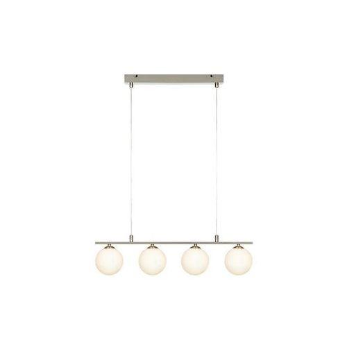 Markslojd Quattro 107573 Lampa wisząca zwis oprawa 4x28W G9 chrom, 107573
