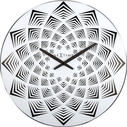 Nextime Zegar ścienny bloom