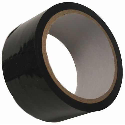 S&M Black Bondage Tape – Czarna nieklejąca taśma do bondage