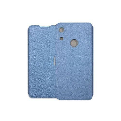 Etuo wallet book Huawei honor 8a - etui na telefon wallet book - granatowy