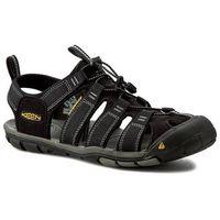 Sandały KEEN - Clearwater Cnx 1008660 Black/Gargoyle, kolor czarny